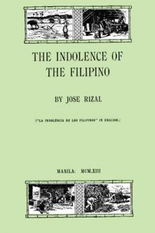 The Indolence of the Filipino by José Rizal