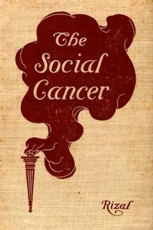 The Social Cancer by José Rizal