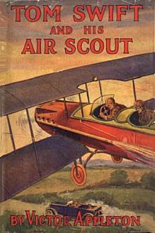 Tom Swift and His Air Scout by Howard R. Garis