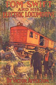 Tom Swift and His Electric Locomotive by Howard R. Garis