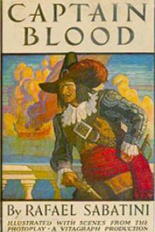 Captain Blood by Rafael Sabatini