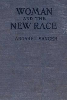 Woman and the New Race by Margaret Sanger