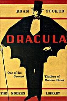 Dracula by Bram Stoker - Free eBook