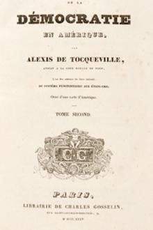 Democracy In America, vol 1 by Alexis de Tocqueville