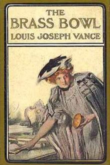 The Brass Bowl by Louis Joseph Vance