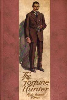 The Fortune Hunter by Louis Joseph Vance