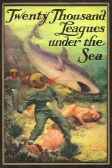 20,000 Leagues Under the Seas (2nd version) by Jules Verne