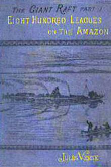 Eight Hundred Leagues on the Amazon by Jules Verne