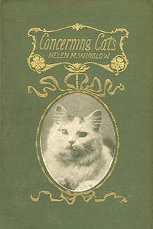 Concerning Cats by Helen M. Winslow