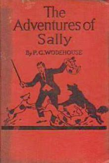 The Adventures of Sally by Pelham Grenville Wodehouse
