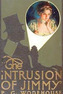 The Intrusion of Jimmy by Pelham Grenville Wodehouse