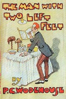Man With Two Left Feet by Pelham Grenville Wodehouse
