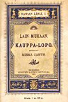 Kauppa-Lopo by Minna Canth