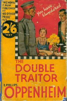 The Double Traitor by E. Phillips Oppenheim