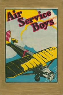 Air Service Boys Over the Atlantic by Charles Amory Beach