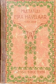 Max Havelaar by Multatuli