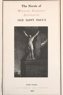 Old Saint Paul's by William Harrison Ainsworth