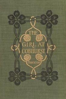 The Girl at Cobhurst by Frank R. Stockton