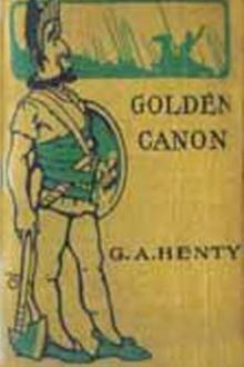 The Golden Canyon by G. A. Henty