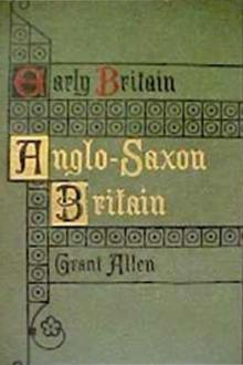Early Britain by Grant Allen