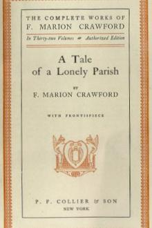 A Tale of a Lonely Parish by F. Marion Crawford