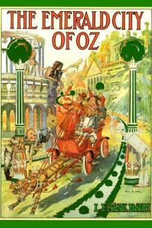The Emerald City of Oz by Lyman Frank Baum