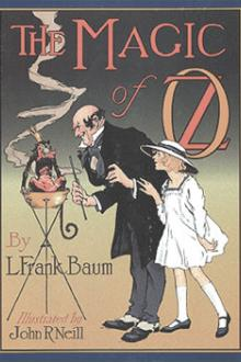 The Magic of Oz by Lyman Frank Baum