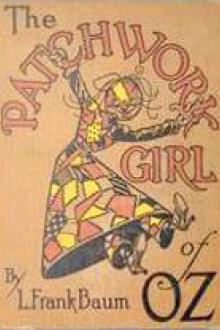 The Patchwork Girl of Oz by Lyman Frank Baum