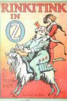 Rinkitink In Oz by Lyman Frank Baum