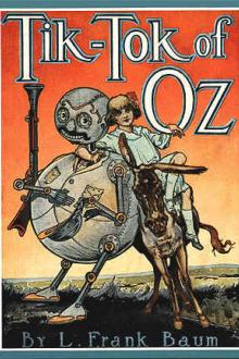 Tik-Tok of Oz by Lyman Frank Baum