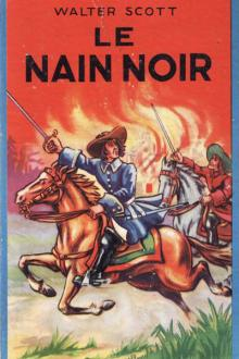 Le nain noir by Walter Scott