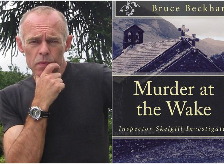 Bruce Beckham Crime Mysteries With Sinister Twists