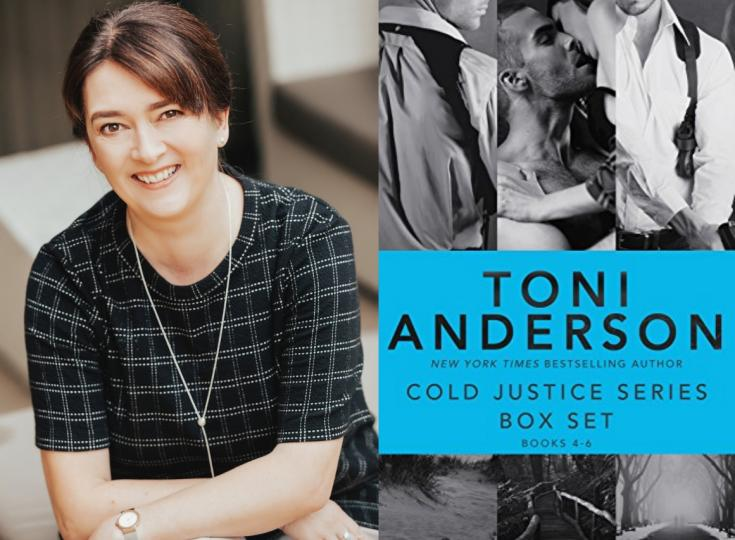 Toni Anderson - A Series About the FBI's Behavioral Analysis