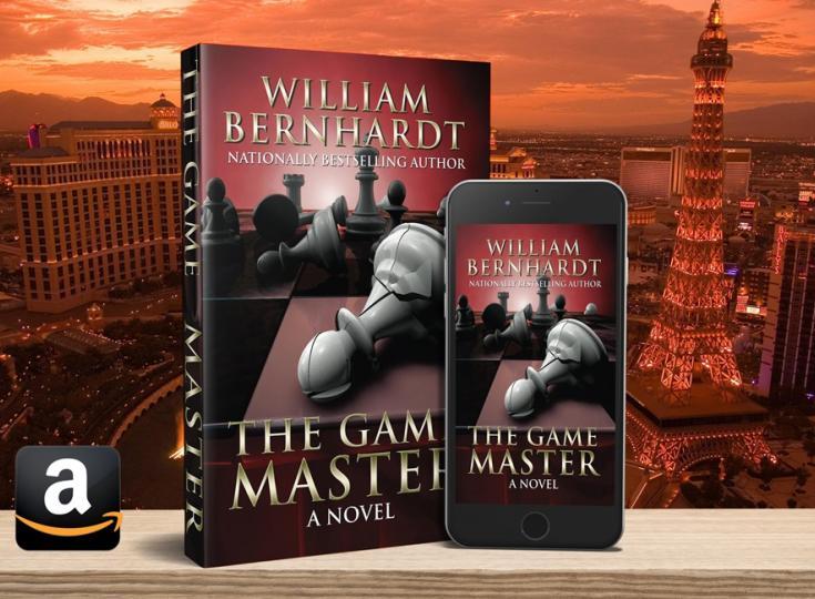 William Bernhardt - Games, Secret Societies and Ancient Cover-Ups